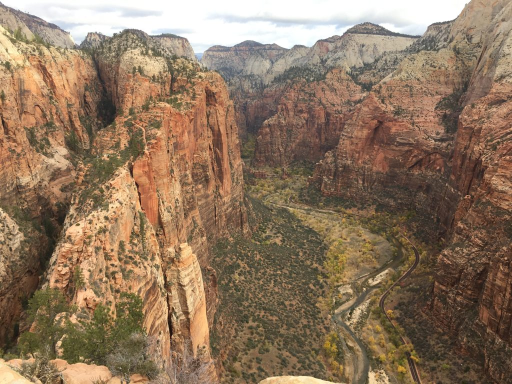 Scouts Lookout from Angel's Landing