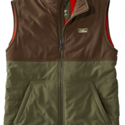 winter hiking vest