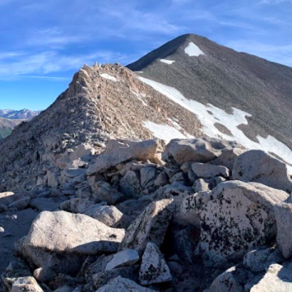 Mount Antero, Colorado