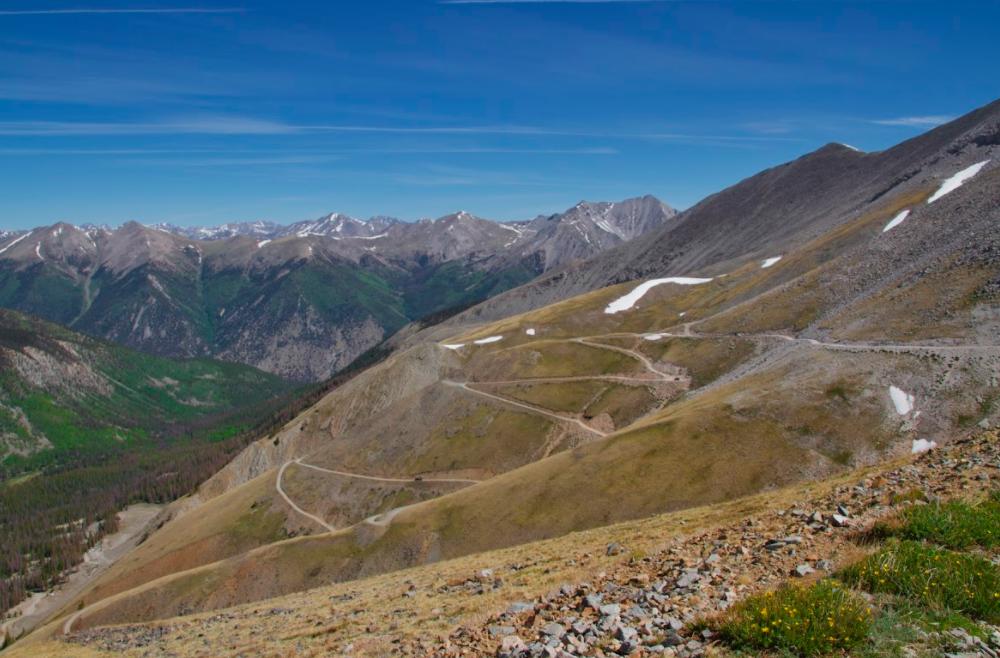 Mount Antero Road