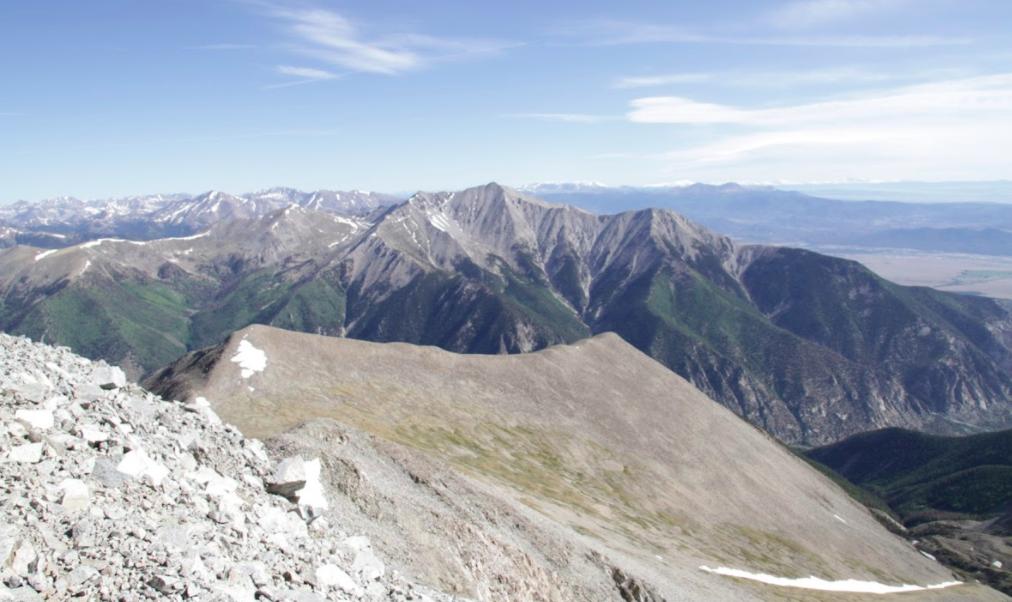 Mount Antero Summit Views