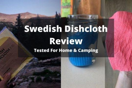 Swedish Dishcloth Towel Review