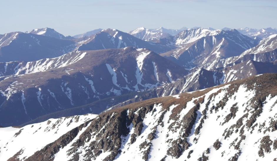 Views From Mount Elbert