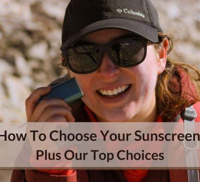 Choosing the best sunscreen